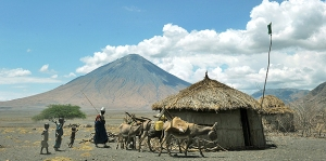 Ol Doinyo Lengai (Mountain of God) - Gregory Rift, Lake Natron - Arusha Region