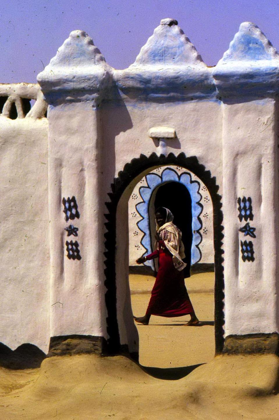 """""""Doorway With Woman"""" - Farhorizons.com"""